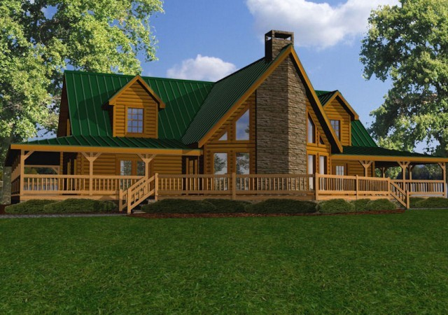 large log homes amp cabins kits amp floor plans battle creek large log cabin floor plans large log cabin home floor