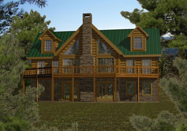 Log Homes Cabins Houses Battle Creek Log Homes Nc
