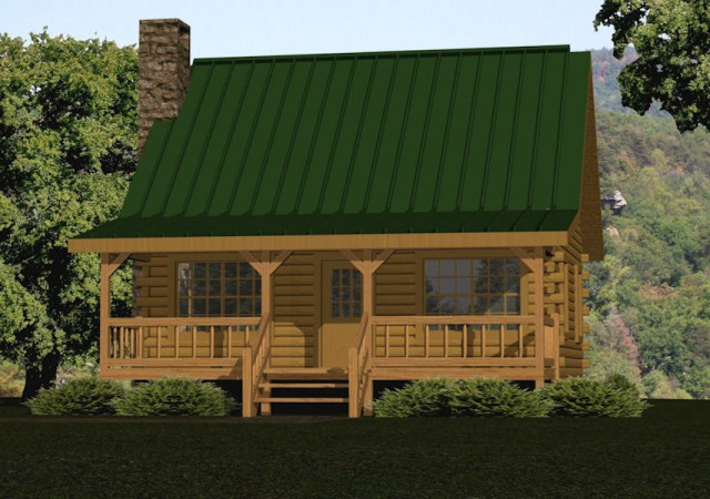 Small Log Cabin Kit Homes Small Log Cabin Floor Plans: Small Log Cabin Kits & Floor Plans: Cabin Series From