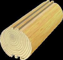Round Logs